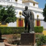 Torero Statue Sevilla