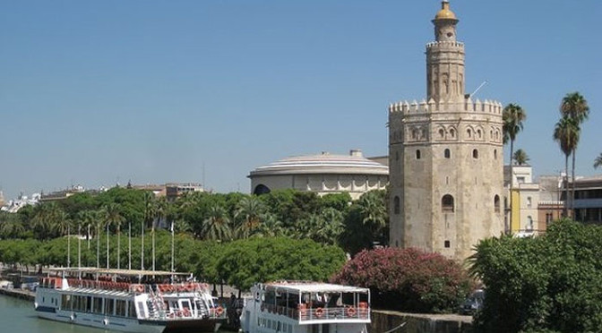Torre del Oro - The Golden Tower in Seville
