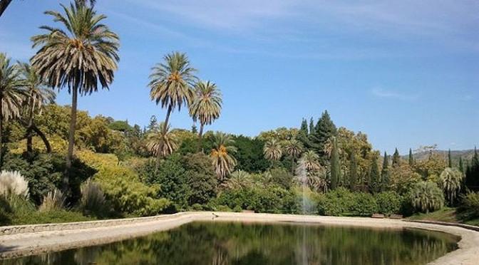 Malaga's La Concepcion Botanical Gardens