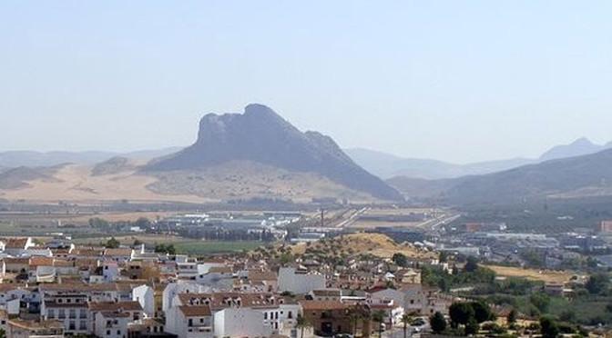 Peña de los Enamorados (Lover's Rock), Antequera