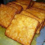 Torrijas - Spanish bread pudding recipe