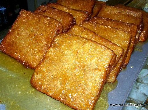 Torrijas with Honey