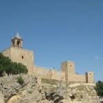 Alcazaba in Antequera