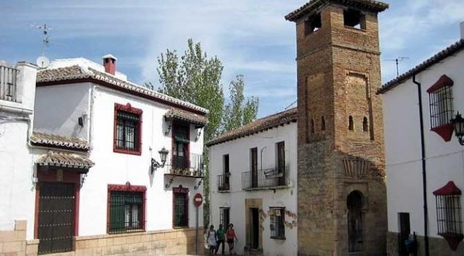 San Sebastian Minaret in Ronda