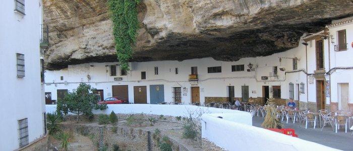 Setenil Cave Village