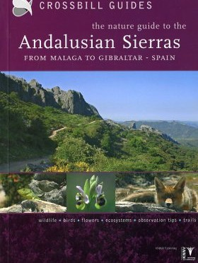 Book Review: Andalusian Sierras, from Malaga to Gibraltar (Crossbill Guides)