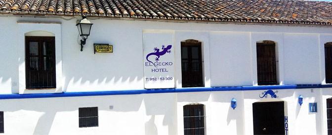 El Gecko Hotel, Cortes de la Frontera**