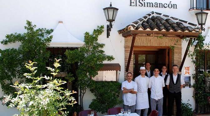 Restaurant Simancon In Grazalema