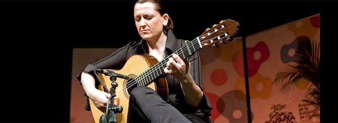 Celia Morales, a truly talented Flamenco guitarist in Ronda