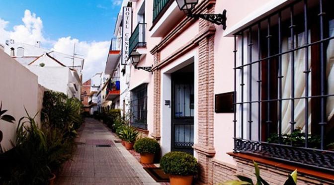 Hotel Central, Marbella **