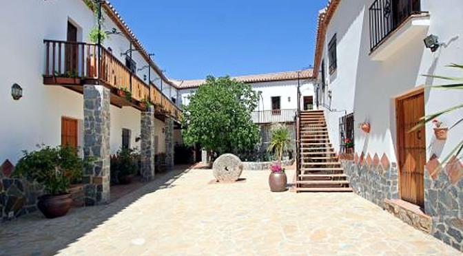 Hotel Molino Cuatro Paradas, Benaojan **