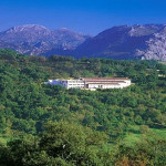 Hotel Fuerte in the Sierra de Grazalema Spain