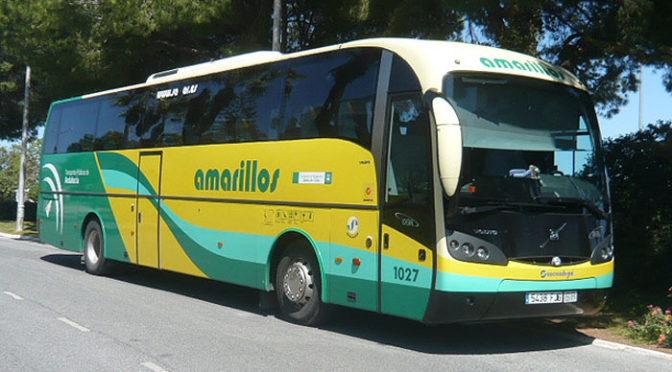Bus spain