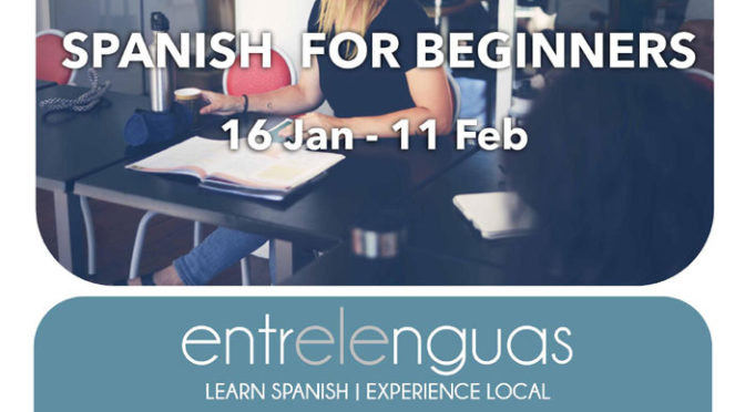 2017 is just around the corner… It's time to learn Spanish!