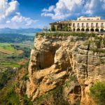 Ronda and ther Parador