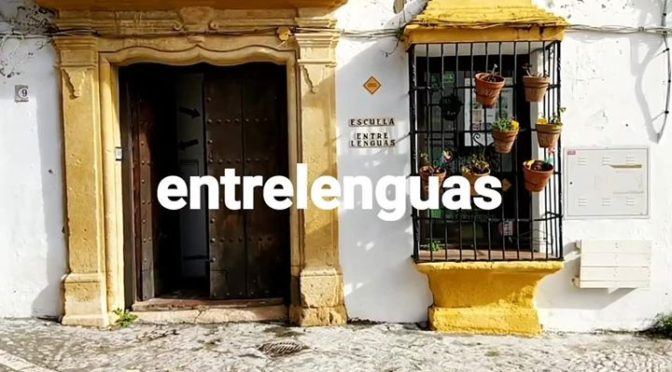 This is a typical winter day at Escuela Entrelenguas. People hanging out, studen…