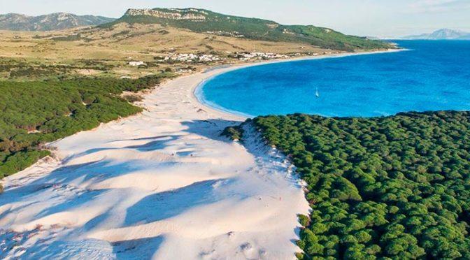 Bolonia, la mejor playa de Cádiz – Cádiz en Harley