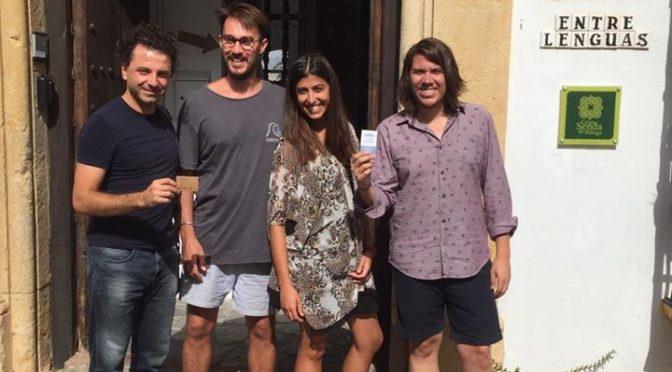 ¡Ampliando nuevos horizontes y acercándonos más a Italia gracias a Learning Brid…