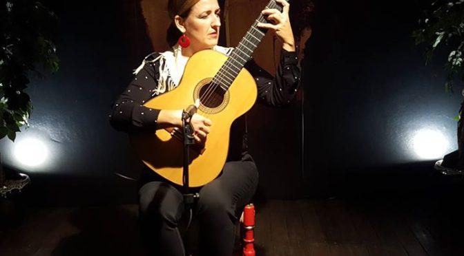 Today Flamenco Guitar Concert