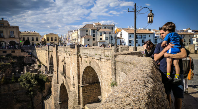 20 Great Pictures from Ronda, Spain | Baby and Life!