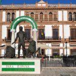Plaza Socorro Ronda - Blas Infante - Hercules and Lions