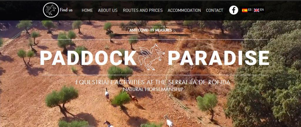 Paddock Paradise Ronda