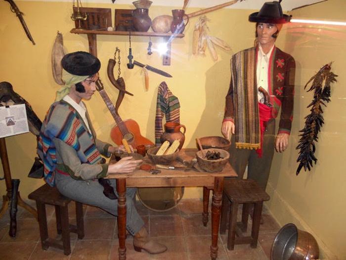 bandoleros museum ronda