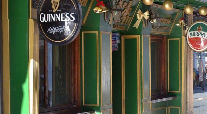 heaven irish bar ronda