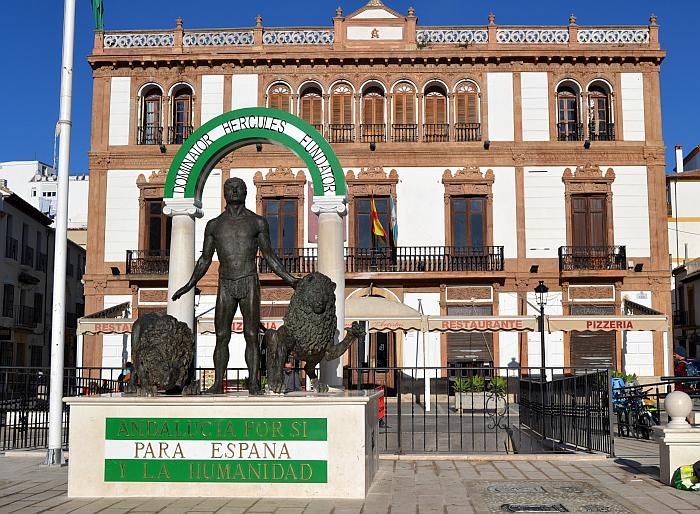 Plaza Socorro Ronda