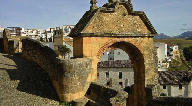 Archways in Ronda