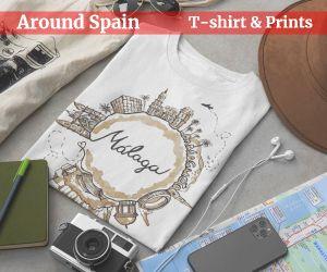 Printed Ronda T-Shirts
