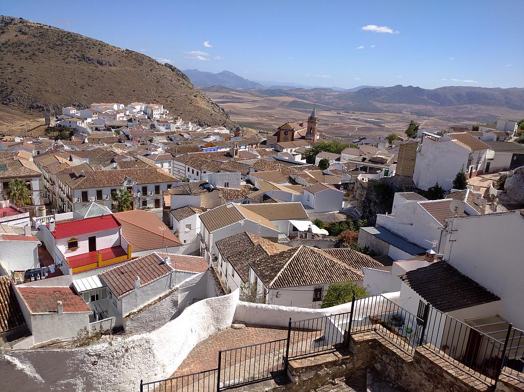 Vista Castillo Cañete la Real